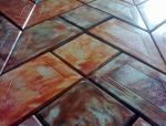 Изготовление тротуарной плитки под мрамор своими руками